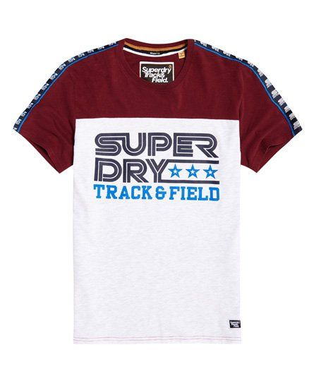 0205fc9c90548 Superdry Triple Star Taped Oversized T-Shirt