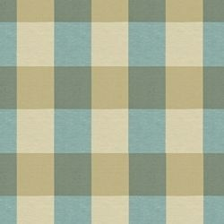 Tohono/Mermaid #checked #textile http://www.robertallendesign.com/floral-inset-mink-215325