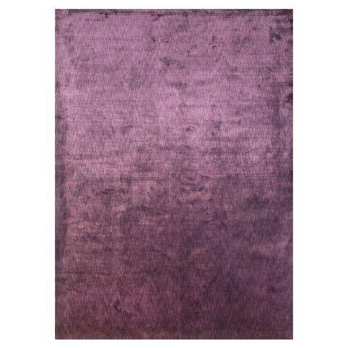 Found it at AllModern - Moretz Plum Purple Area Rug