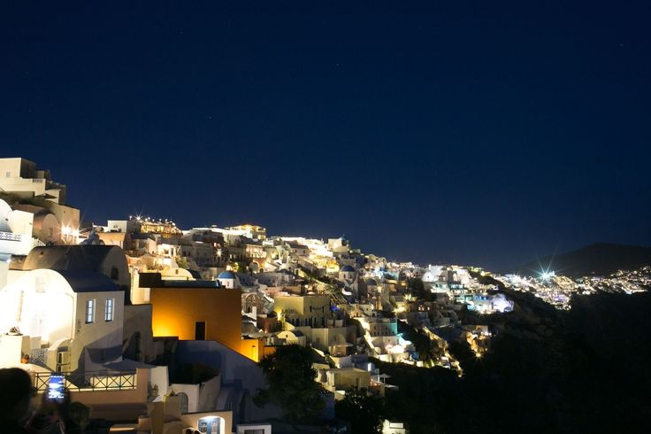 Have your wedding in Santorini! It is as magical as it's shown :)