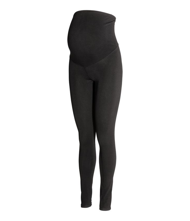 MAMA Leggings | Schwarz | Damen | H&M DE