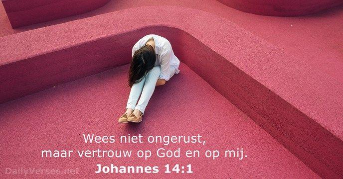 Johannes 14:1 - dailyverses.net