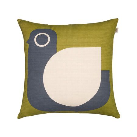 Orla Kiely - Hen Cushion