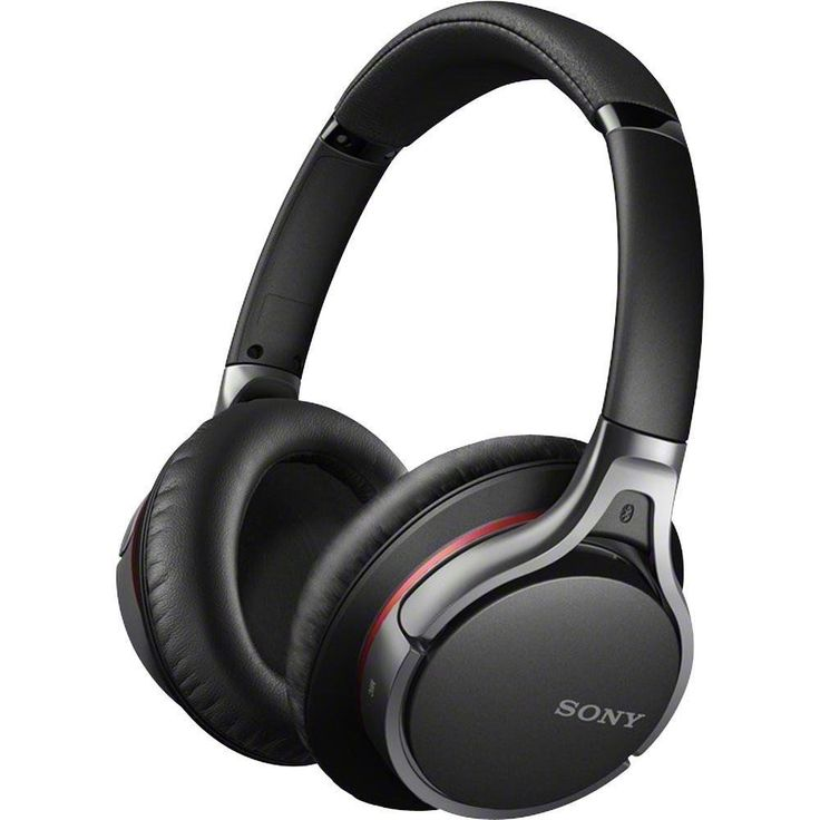 Sony MDR-10RBT B Bluetooth Wireless stereo headset dynamic type #Sony