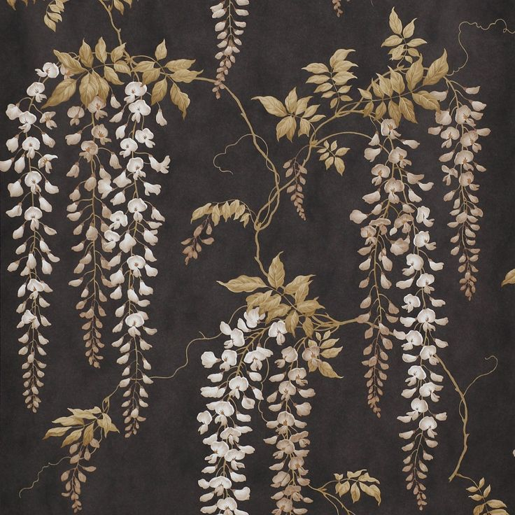 Colefax and Fowler - Baptista - Seraphina 7157/05 Black | Kreativhaus