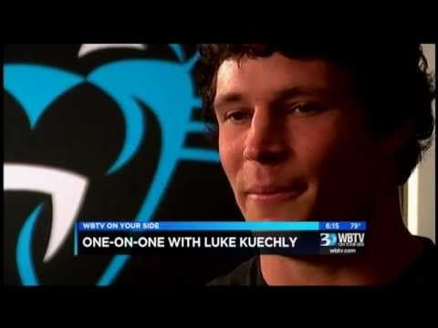 Carolina Panthers' Luke Kuechly talks draft, Super Bowl and finishing co...