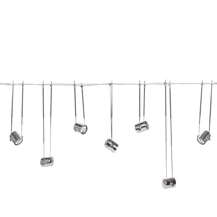 17 meilleures id es propos de luminaire sur rail sur pinterest garde corps escalier. Black Bedroom Furniture Sets. Home Design Ideas
