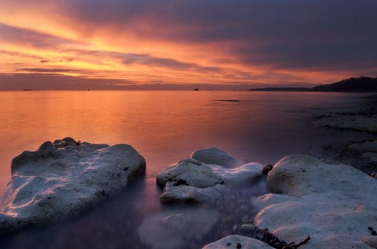 Sunrise in Seaview 2, Isle of Wight