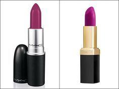 O batom violeta que foi hit em 2014. | 40 versões mais baratas de produtos de beleza que viraram hit