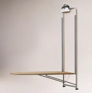 Over-the-door Ironing Board - modern - ironing boards - World Market $39.99