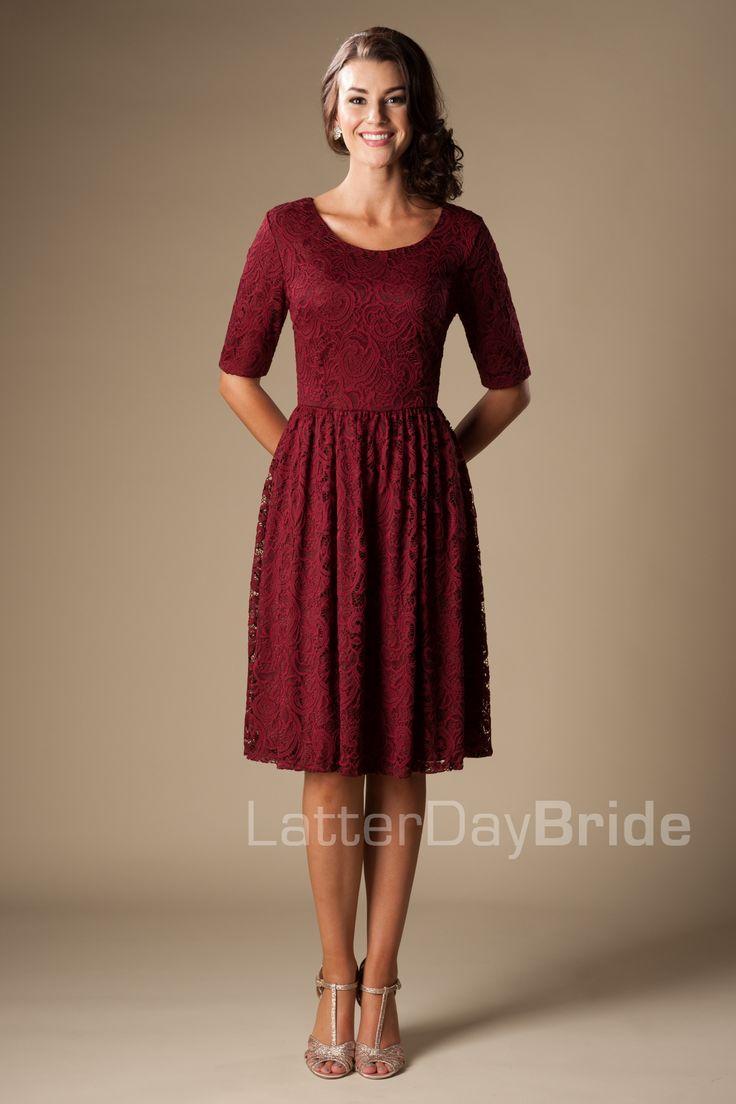 Best 25+ Modest bridesmaid dresses ideas on Pinterest ...