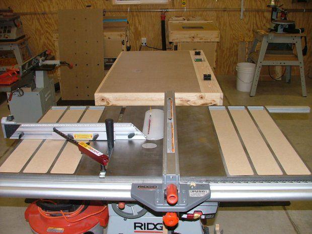 Ridgid Ts3612 Table Saw
