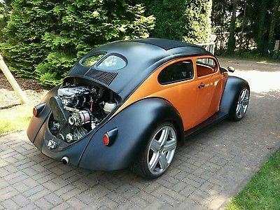 VW Käfer Topchop 16V