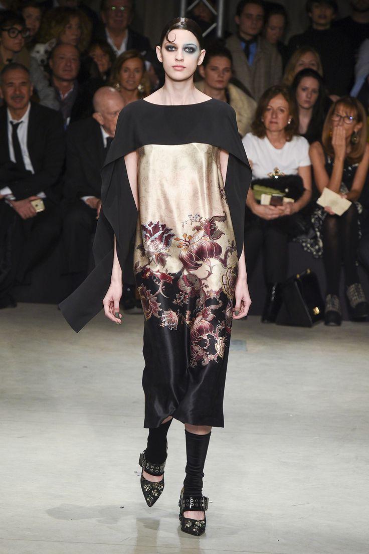Принт Antonio Marras Fall 2017 Ready-to-Wear collection.