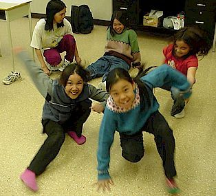 Arctic Classroom Travel Resources: Inuit Games