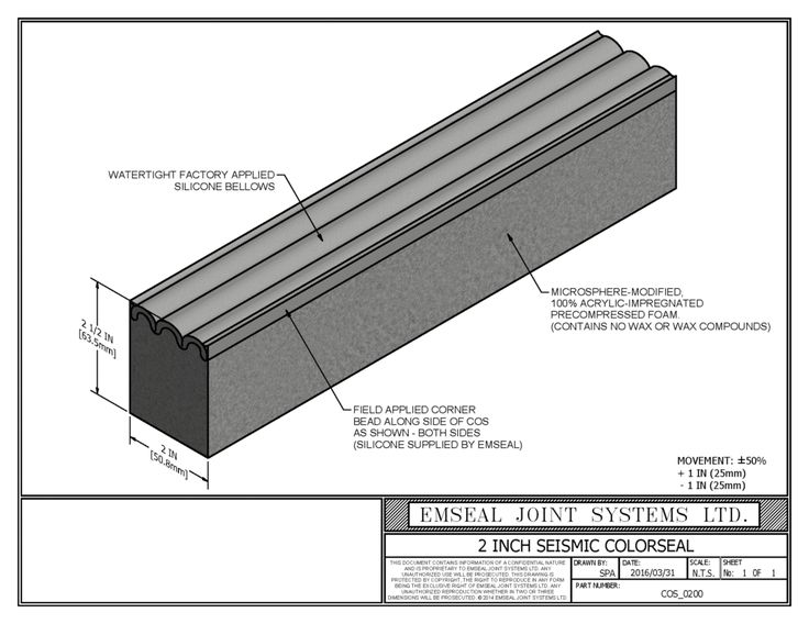 COS_0200-Seismic-Colorseal-Expansion-Joint-3D-dwf-file