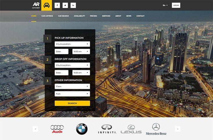 WordPress araç kiralama teması sayesinde dakikalar içerisinde kendi rent a car şirketinize özel site hazırlayabilirsiniz.