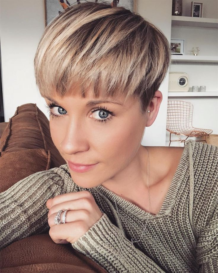 "ᶜᵒʳⁱⁿⁿᵉ ᴳᵉʳʳᵃʳᵈ on Instagram: ""Thanks @fonhairsalon ✂️✂️✂️✨✨✨ #saturday #fresh #haircut #feels #hair #selfie #blonde #pixie #pixiecut #pixielife #shorthair #shorthairdontcare"""