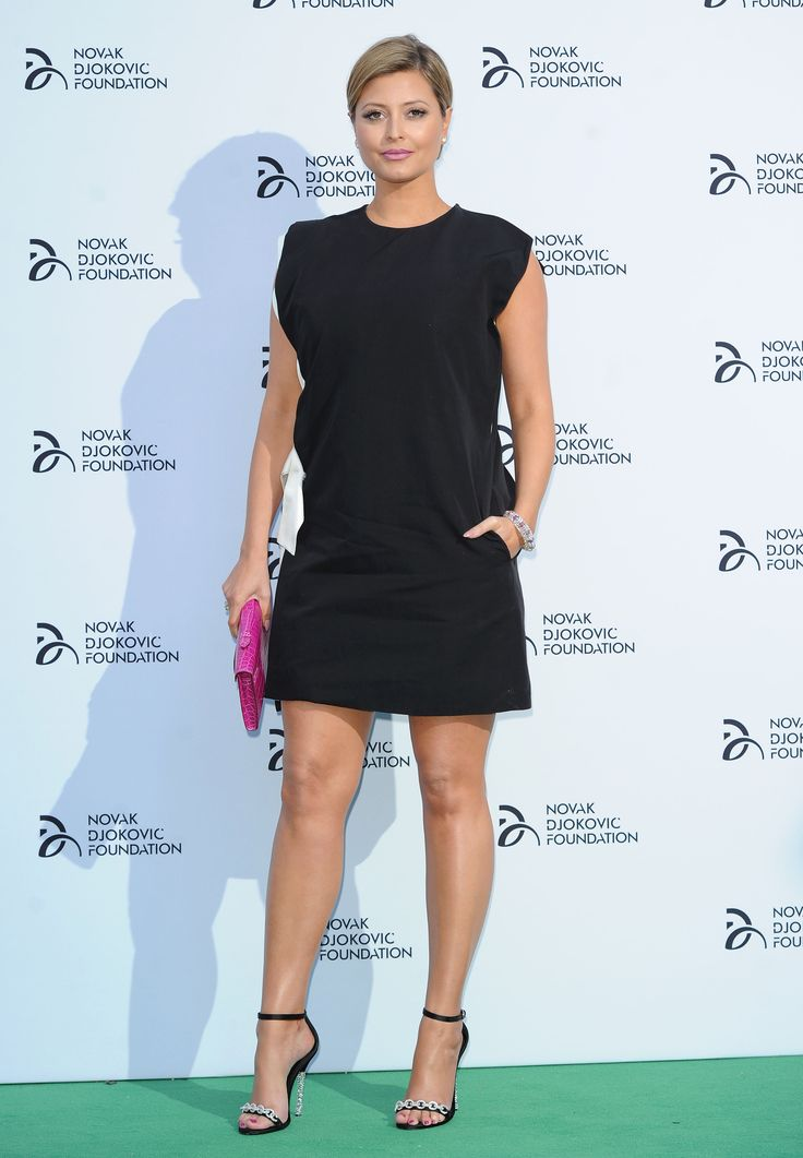 PHOTOS Holly Valance à Novak Djokovic Fondation Gala à Londres - Photos Holly Valance