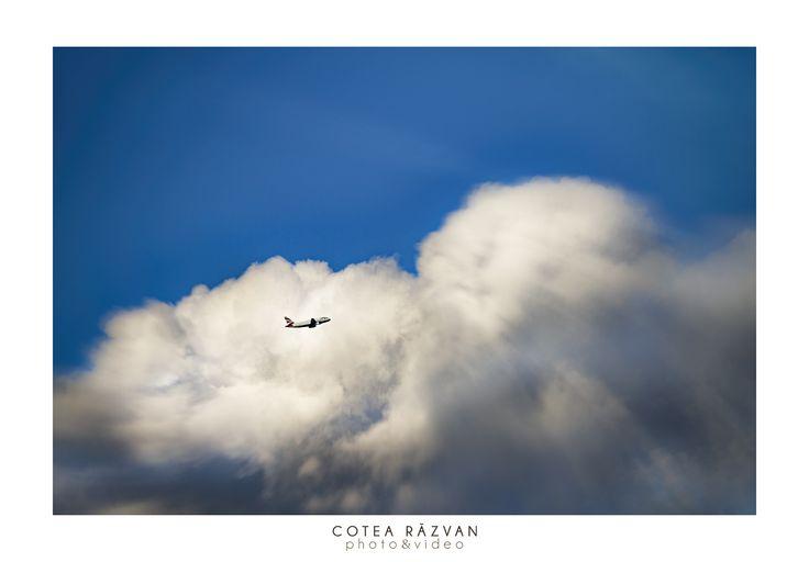 #landscape #plane #photography #fotograf http://www.cotearazvan.ro/ https://www.facebook.com/cotearazvanfotograf https://www.facebook.com/fotonuntabucuresti/ http://fotografnunta.info/