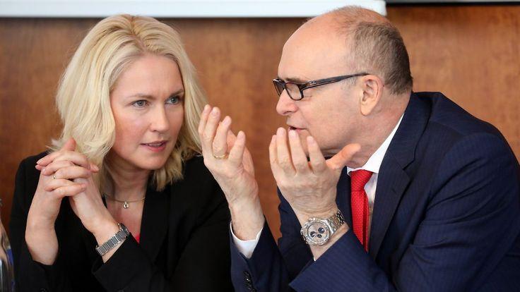 Personalrochade bei der SPD: Schwesig übernimmt in Meck-Pomm