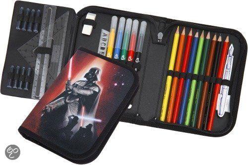 bol.com | Star Wars etui, 30dlg. - Schooletui | Speelgoed