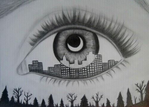 (21) eye drawing | Tumblr | i kinda have a thing for eyes
