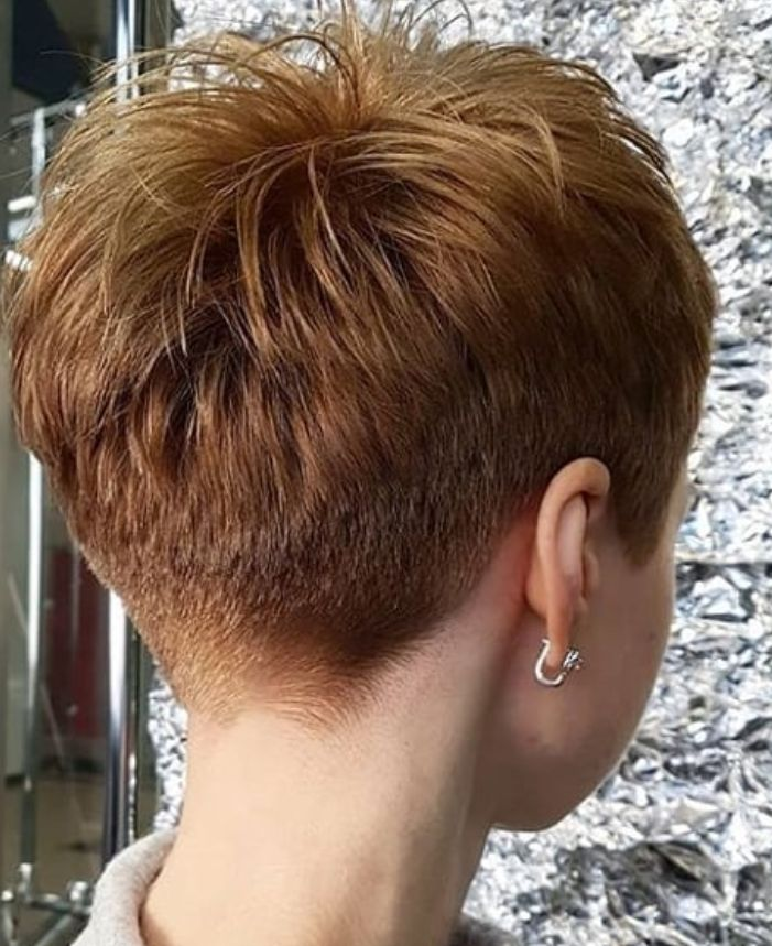 35 Best Short Haircuts Style Ideas For Cool Woman - -