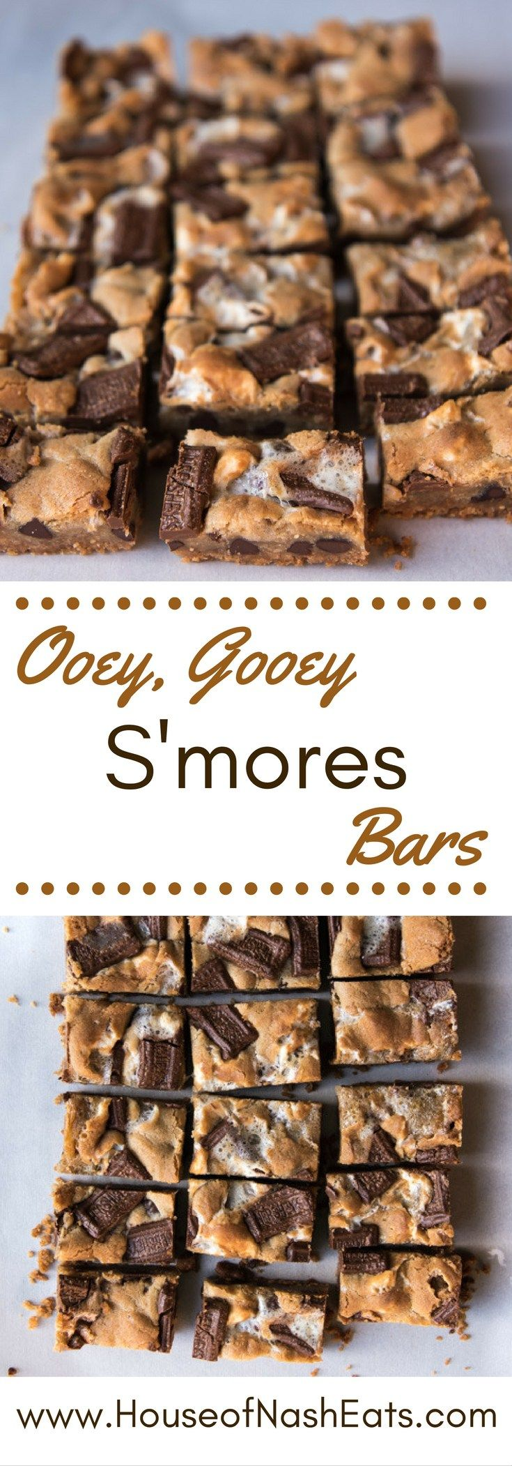 Everybody's favorite campfire treat except in bar form and without going…