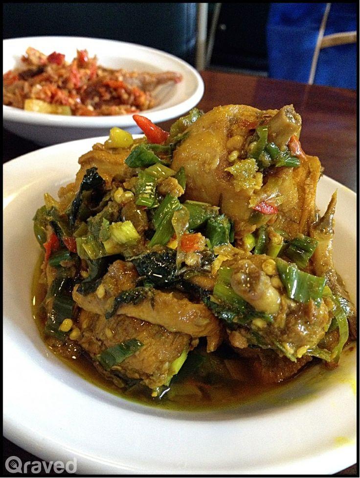 Ayam Woku at Beautika Kebayoran Baru