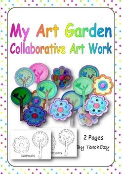 A beautiful collaborative activity to brighten up the classroom. Follow the link to the Singapore Art Museum to see how they have created this amazing work.Please follow us on TPT @ https://www.teacherspayteachers.com/Store/Teachezy