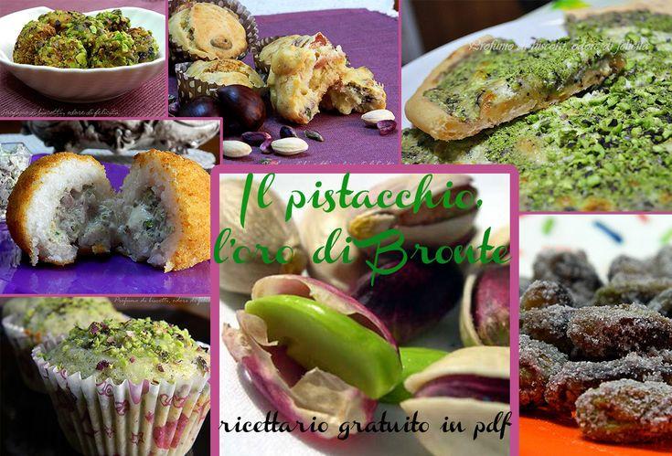 Ricettario pistacchio