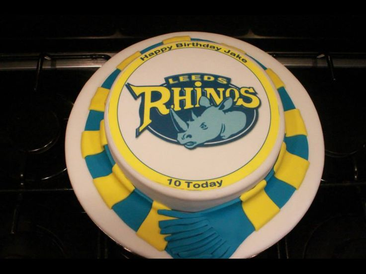 Cake Decorating Company Leeds : 17 Best images about Leeds Rhinos on Pinterest Peacocks ...