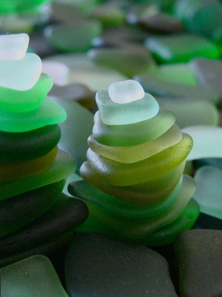 les 367 meilleures images du tableau verre de mer et galets sur pinterest surcyclage art de. Black Bedroom Furniture Sets. Home Design Ideas