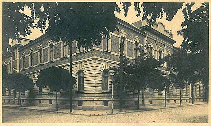 """Az egykori Rákócziánum, a későbbi """"konzi"""" épülete - Győri Szalon"""