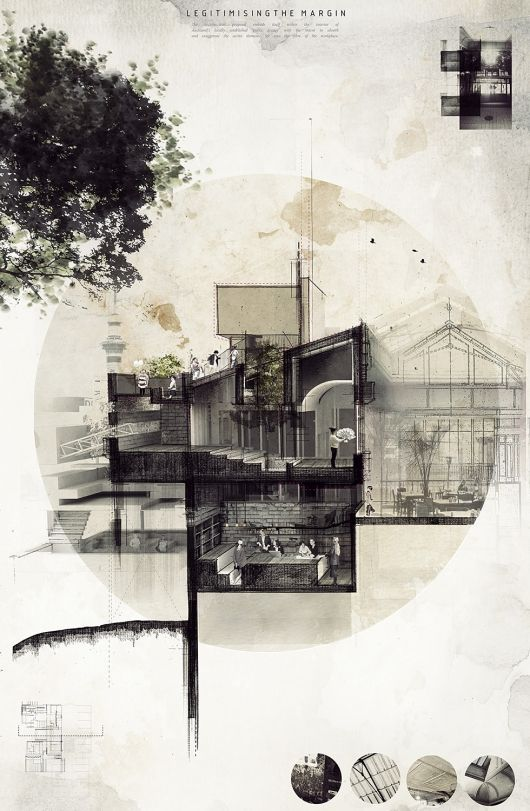 Finalist: Marianne Calvelo, University of Auckland School of Architecture and Planning -: