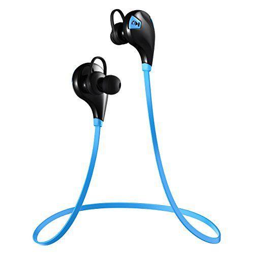 VicTsing Casque Bluetooth sans fil V4.0 Oreillette Sport: 【Technologie Avancée】Grâce à la technologie Bluetooth4.0,ce casque sans fil vous…