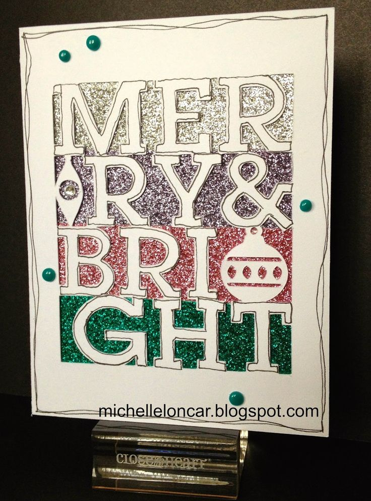 Show and Tell, with Michelle: #ArtfullySent Blog Hop