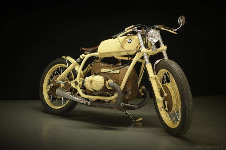 Bmw R60 6 1974 Custom Current Polish Champion In 2015 In The Category Oldschoolcapacity 600