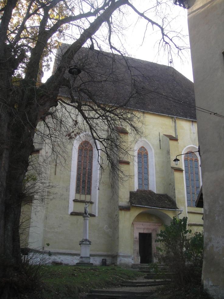 Lutheran Church of Biertan