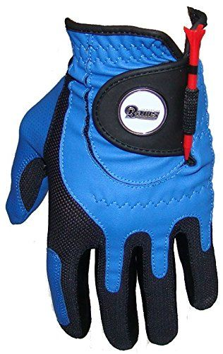 Zero Friction NFL Los Angeles Rams Blue Golf Glove Left Hand * You can find more details by visiting the image link.