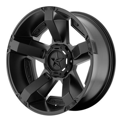 XD81179035712 KMC XD Series Rockstar RS2 17x9 0 5x127 0 5x139 70 Black Rim Wheel   eBay