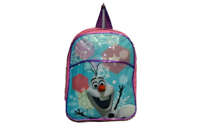 Disney Frozen Backpack.