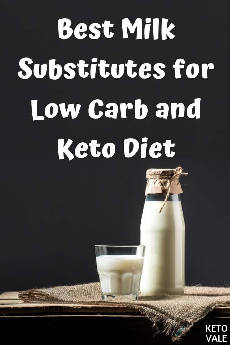 best milk option for low carb diet