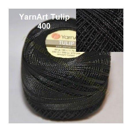 YarnArt - Tulip - Microfibra tatting bijuterii croset moale