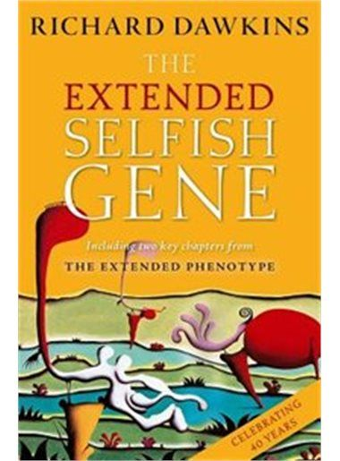 The Extended Selfish Gene by Richard Dawkins