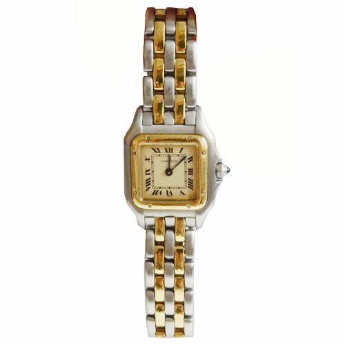 En nuestra sección de relojes tenemos este CARTIER modelo Panthere por un precio increíble. ¡Un clásico que no pasa de moda!