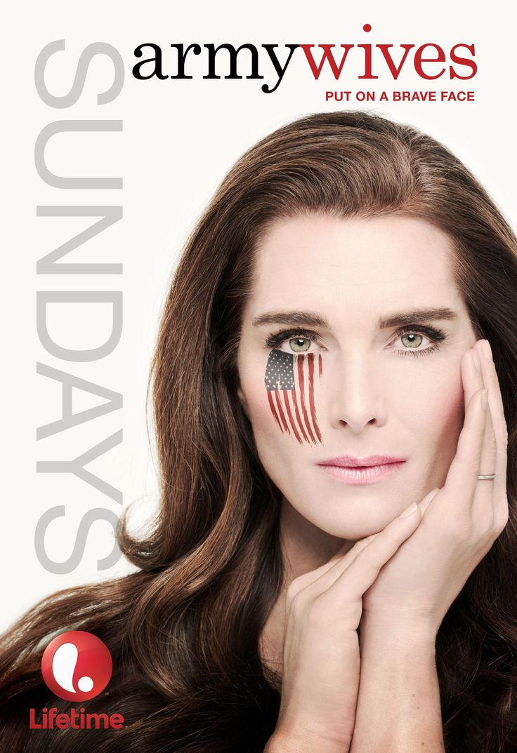 Army Wives Talent Brooke Shields Producer Ettore