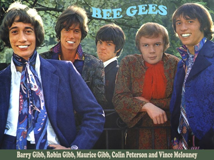 The Bee Gees Before They Were Three Bee Gees Gees Andy Gibb