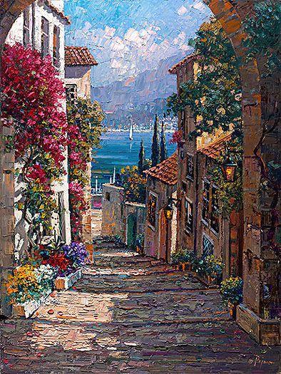 Cadaques village